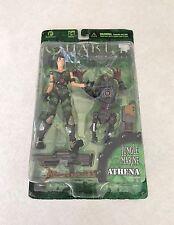 Quake II Jungle Marine Athena Action Figure ReSaurus Toys