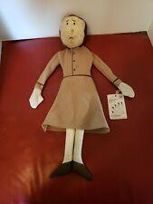 Vintage 1979 Fleminger Copeless People Doll Bean Bag