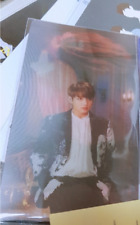BTS Bangtan Boys Wings Concept Book Official Lenticular Photo Jungkook Photocard