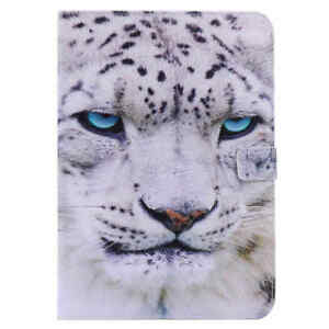 Patterned Smart Flip PU Leather Case Cover for Samsung Galaxy Tab 3 4 A E S2 S3