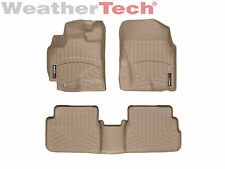 WeatherTech FloorLiner Floor Mat For Corolla/Matrix/Vibe - 1st/2nd Row - Tan
