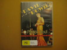DAVID BOWIE Plastic Soul Under Review RARE AUSSIE DVD 2010 OOP - Region ALL