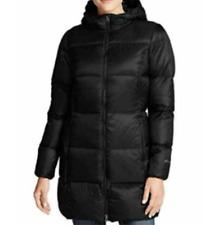 (C142) Eddie Bauer Luna Peak Down Parka 550 Fill Womens Jacket Coat medium