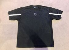 Mens Nike Gym Shirt Black Medium Used