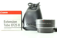 [Mint in Box] CANON Extension Tube EF25 II EF25II for EF EOS from JAPAN #00023
