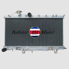 ALUMINUM RADIATOR FOR 2003-2007 SUBARU IMPREZA WRX  H4  EJ205 W/ TURBO