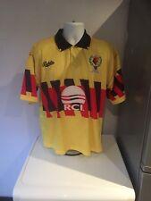 CENTENARY 1991-92 Bukta WATFORD FC Home Football Shirt SIZE 42-L (adults)