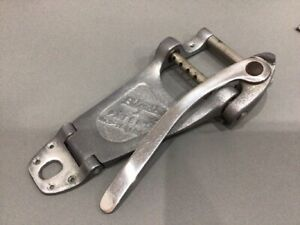 Bigsby / 1960s B-7 Silver / Vintage GRETSCH Gibson Semi-Aco Full-Aco Tailpiece