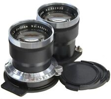MAMIYA TLR 135mm 4.5  - C330 - C220 - Chrome Version -