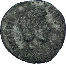 JULIAN II the Apostate Philosopher as Caesar 355AD Ancient Roman Coin i65754