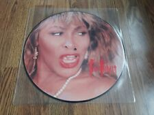 """TINA TURNER - TYPICAL MALE 12"""" CAPITOL RECORDS 1986 NEAR MINT"""