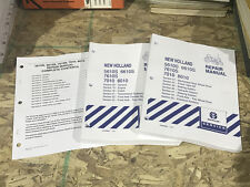 New Holland 5610S, 6610S, 7610S, 7010, 8010 Tractor Service Repair Manual  NH