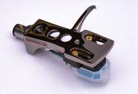 Headshell, cartridge, stylus for Kenwood Trio KD3055, KD4033, KD3070, KD4100,T