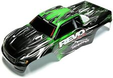 Nitro Revo 3.3 BODY (GREEN, Shell,  & Decal, Cover Painted, 5309) Traxxas