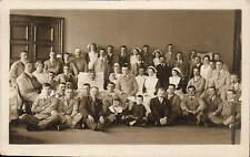 Ashton under Lyne photo. ? Military Hospital Group by A. Southey, Ashton u Lyne.