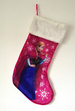 FROZEN PRINCESS ANNA Christmas Stocking Xmas Decoration NEW