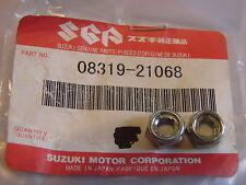 NOS Suzuki Nut Front Fender 1985-1986 LT250 R 08319-21068 Qty 2