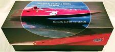 BBR 1/18 Scale *2007 MOLINARI FRECCIA ROSSA RACING BOAT* LE #80/152 Brand New!