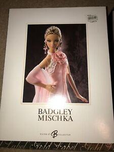 Badgley Mischka GOLD LABEL Barbie Doll (NIB*)