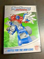 TRANSFORMERS Armada Battle for the Mini-Cons DVD FREE SHIPPING