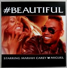 MARIAH CAREY ft MIGUEL / A$AP * #BEAUTIFUL * US 7 TRK PROMO * HTF! * ME, I AM