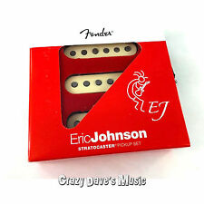 Fender Eric Johnson Signature Stratocaster Pickup Set 0992248000 Strat
