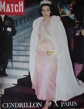Paris Match No No 0654 of 1951 Farah Empress of Iran a Paris/Velazquez