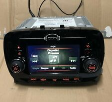 AUTORADIO RADIO FIAT 500