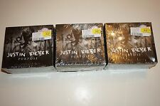 JUSTIN BIEBER - PURPOSE (Cd And Women's T-SHIRT Size L) - New