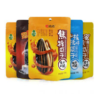 Cha Cha Roasted Sunflower Seeds Caramel Flavor 洽洽焦糖瓜子 108g*5bags