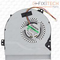 CPU Cooling Fan For CPU ASUS F550LC F550LD F550V F550VC F550W