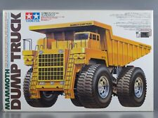 Rare New in Open Box Tamiya 58268 R/C 1/20 Mammoth Tipper Dump Bed Truck 4WD
