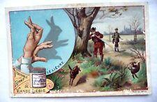 ANCIENNE CARTE CHROMO / PUBLICITAIRE LIEBIG S 352 / 1892 / 1