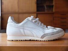 PUMA Herren Sneaker Tennis uk8,5 80s Turnschuhe Shoes Gr 42,5 True Vintage 80er