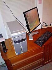 DELL Inspiron 530*Desktop PC*Intel Core 2 Duo*E7300*2.66GHz*500GB HDD*4GB*LINUX