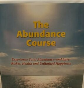 The Abundance Course 13 CDs Larry Crane Release Method: Riches, Health,Happiness