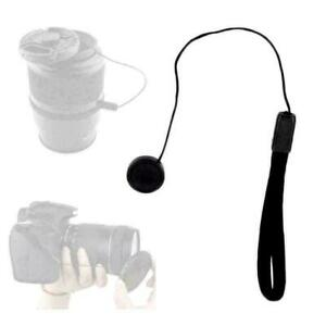 Lost Lens Cover Cap Keeper Holder Rope Hanging Cord SLR Hot L2G5 Camer G4X0