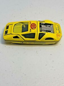 Vintage P.F. Modulo Pull Back Friction Car made in Hong Kong