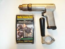 Heavy Duty Snap On Pdr5a 12 Air Drill With Xl Vibration Dampening Gloves