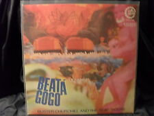 Buster Churchill And The Beat-Tigers - Beat A Go-Go