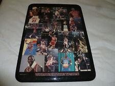 MICHAEL JORDAN AIR WOODEN WOOD STARLINE NBA WALL CLOCK CHICAGO BULLS 23 HANGING