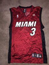 Adidas Dwayne Wade Dwade The Flash Jersey Mens Size Small Miami Heat