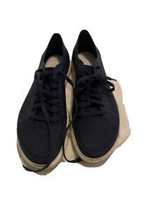 Crocs Men's Citilane Roka Court Fashion Sneaker Size 12. Blue In Color