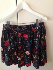 Zara Machine Washable Floral Regular Size Skirts for Women