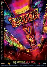 movie film repro cult Enter the void Poster  A3 This A print