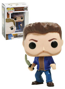 Funko Pop! Television Supernatural Join The Hunt #444 Dean With First Blade NEW