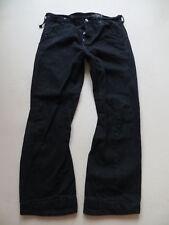 Levi's 002 Loose Engineered Jeans Hose, W 34 /L 34, Schwarz ! black Denim, RAR !