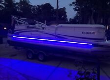 PONTOON BOAT LED KIT 16.4 FT X2,OR DECK ACCENT LIGHTING 8 COLORS TO CHOOSE FROM