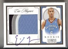 Eric Maynor 09/10 National Treasures patch Auto RC #219 SN #38/99