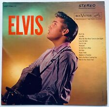 ELVIS PRESLEY- 1964 USA WHITE TOP STEREO VERSION OF THE SECOND ALBUM